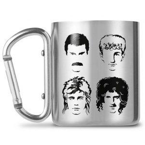Queen Carabiner Mug