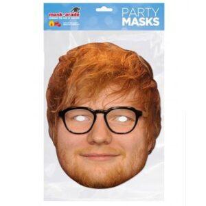 Ed Sheeran Mask