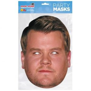 James Corden Mask