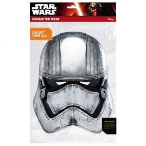 Star Wars The Force Awakens Mask Captain Phasma