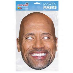Dwayne Johnson Mask