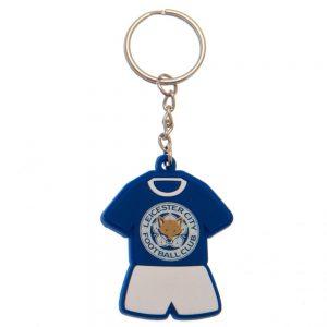 Leicester City FC PVC Keyring Kit