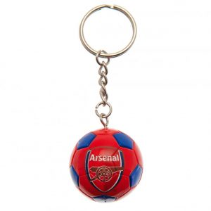 Arsenal FC Football Keyring