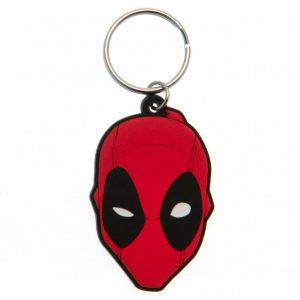 Deadpool PVC Keyring