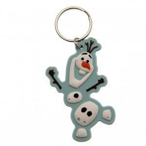 Frozen 2 PVC Keyring Olaf