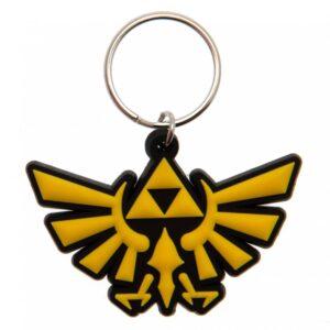 The Legend Of Zelda PVC Keyring Triforce