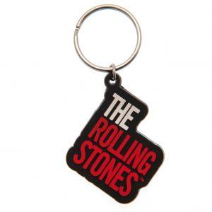 The Rolling Stones PVC Keyring TX