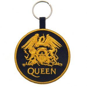Queen Woven Keyring