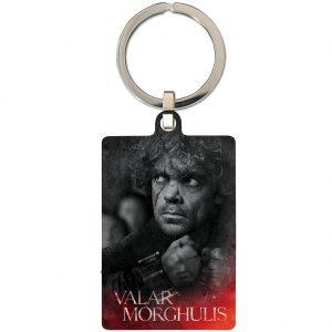 Game Of Thrones Metal Keyring Tyrion