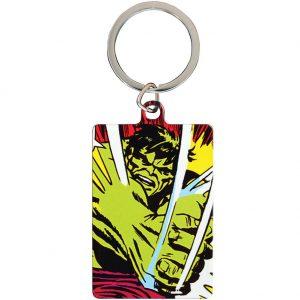 Marvel Comics Metal Keyring Hulk