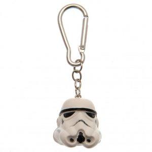 Star Wars 3D Polyresin Keyring Stormtrooper