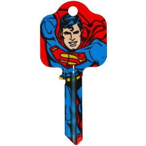 DC Comics Door Key Superman