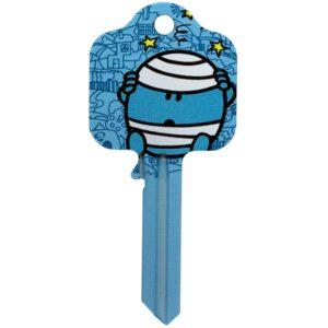 Mr Bump Door Key