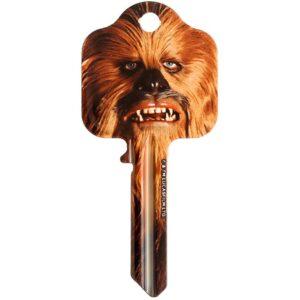 Star Wars Door Key Chewbacca