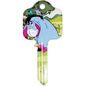Winnie The Pooh Door Key Eeyore