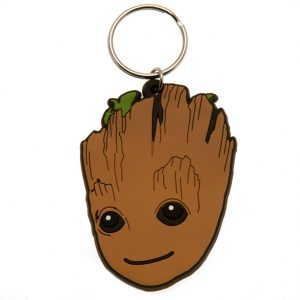Guardians Of The Galaxy PVC Keyring Groot