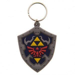 The Legend Of Zelda PVC Keyring Shield