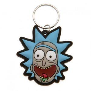 Rick And Morty PVC Keyring Rick