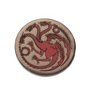 Game Of Thrones Badge Targaryen