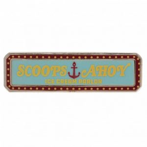 Stranger Things Badge Scoops Ahoy