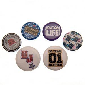 LOL Surprise Button Badge Set