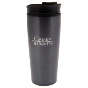 Game Of Thrones Metal Travel Mug