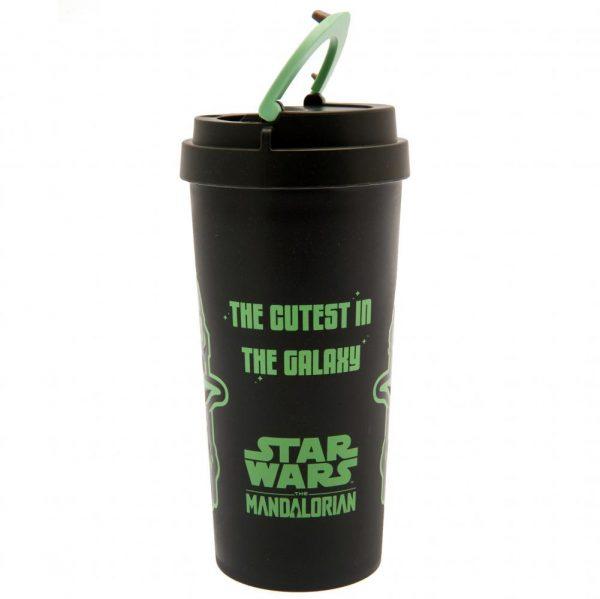 Star Wars The Mandalorian Eco Travel Mug