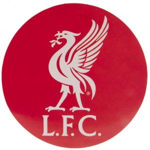 Liverpool FC Big Crest Circular Sticker