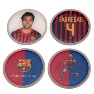 FC Barcelona 3D Stickers 4pk Fabregas