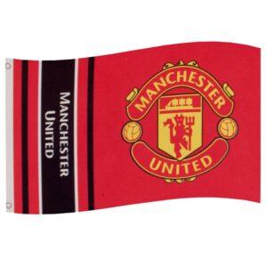 Manchester United FC Flag WM