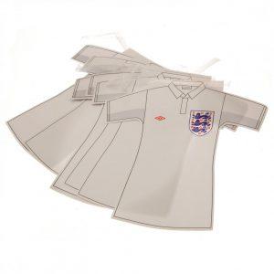 England FA Party Buntin