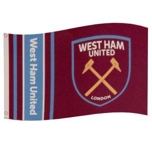 West Ham United FC Flag WM