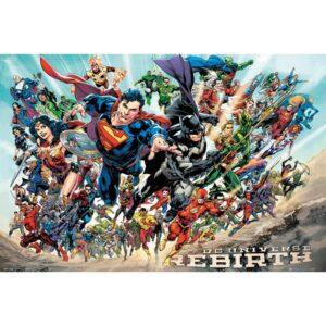 DC Universe Poster Rebirth 287