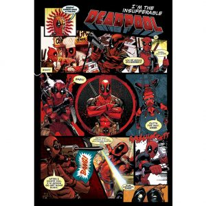 Deadpool Poster 284