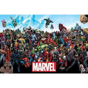 Marvel Universe Poster 252