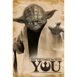 Star Wars Poster Yoda 251