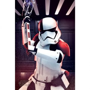 Star Wars The Last Jedi Poster Executioner Trooper 275