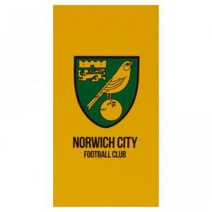 Norwich City FC Towel