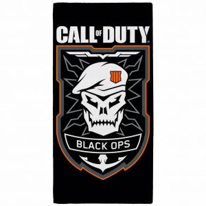 Call Of Duty Towel Emblem