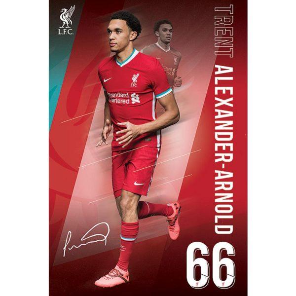 Liverpool FC Poster Alexander-Arnold 3