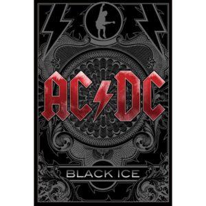 AC/DC Poster Black Ice 256