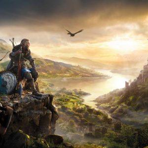 Assassins Creed Poster Valhalla Vista 208