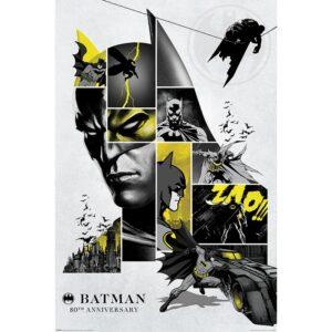 Batman Poster 80th Anniversary 122