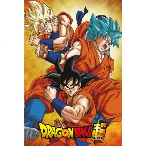 Dragon Ball Super Poster Goku 178