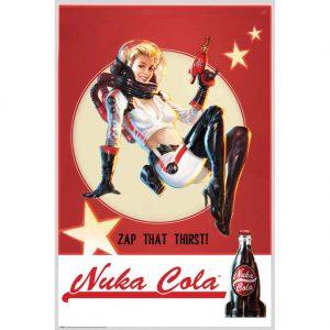Fallout Poster Nuka Cola 190