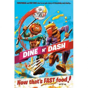 Fortnite Poster Dine N Dash 216