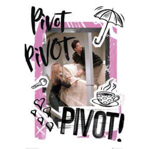 Friends Poster Pivot 223