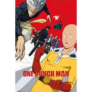 One Punch Man Poster 215
