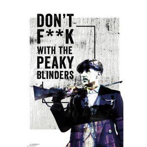 Peaky Blinders Poster Arthur 118