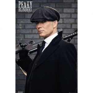 Peaky Blinders Poster Tommy 181